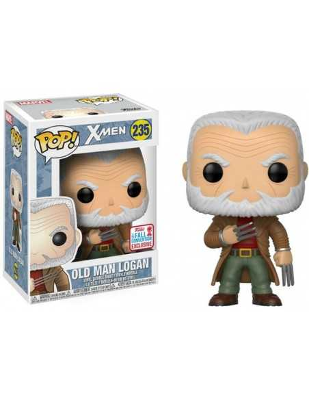 Funko Pop Old Logan X-Men edición limitada NYCC