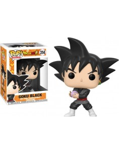 Funko Pop Goku Black Dragon Ball Super