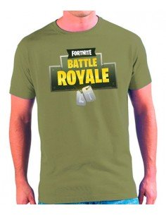Camiseta Fortnite Battle Royale Emblema