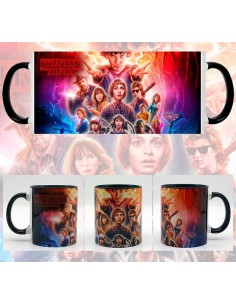 Taza Stranger Things Season 2