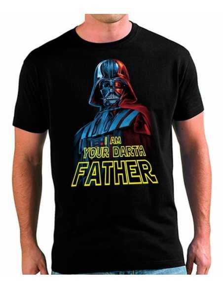 "Camiseta Star Wars ""Dia del Padre"" - The Darth Father"
