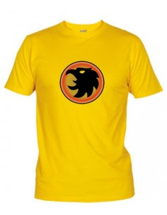Camiseta Hawkman Amarilla (Big bang theory)