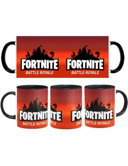 Taza Fortnite Logos