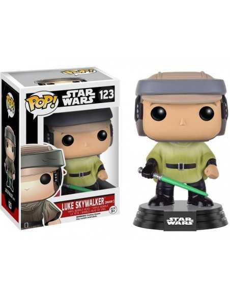 Funko Pop Star Wars Luke Skywalker Endor