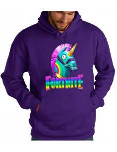 Sudadera Fortnite Unicornio