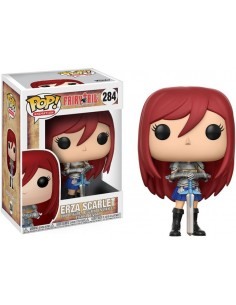 Funko Pop Erza Scarlet Fairy Tail