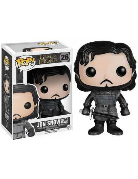 Funko Pop Jon Snow Castle Black