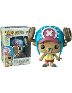 Funko Pop Chopper Flocked One Piece