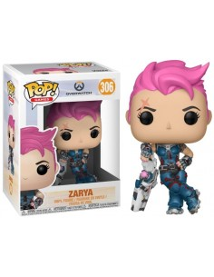 Funko Pop Zarya Overwatch