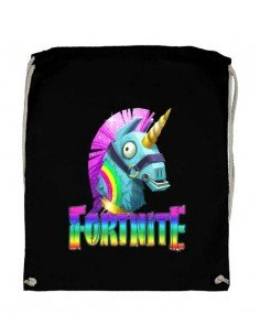 Mochila Fortnite Unicornio
