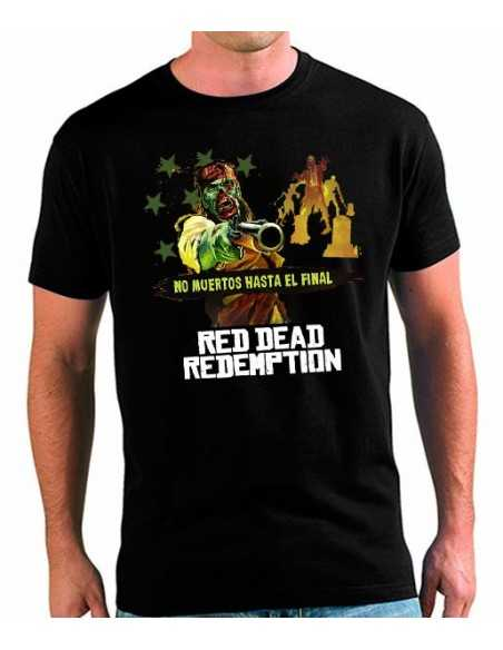 Camiseta Red Dead Redemption Nightmare
