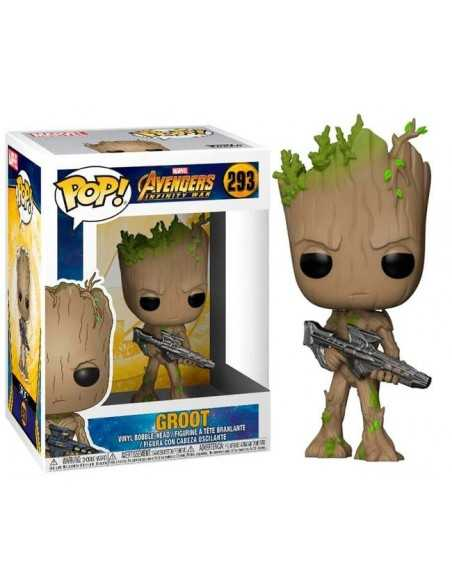 Funko Pop Groot Avengers Infinity War