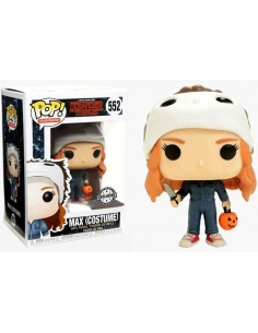 Funko Pop! Max Custume Exclusive