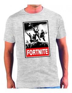 Camiseta Fortnite obey