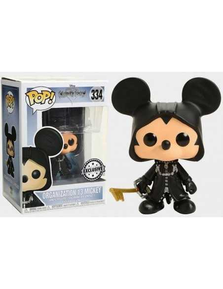 Funko Pop Organization 13 Mickey Exclusive