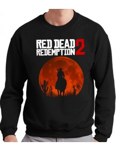 Sudadera Red Dead Redeption 2 Luna Llena