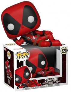 Funko Pop Deadpool TUMBADO