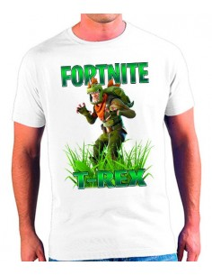 Camiseta T-Rex Fortnite
