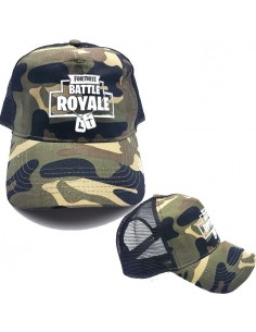 Gorra Fortnite Camuflaje
