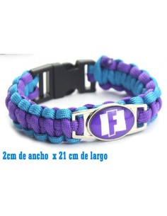 Pulsera Fortnite Logo