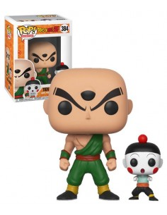 Funko Pop Ten Shin Han y Chaoz