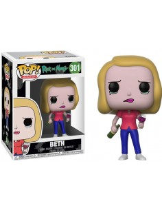 Funko Pop Beth de Rick y Morty