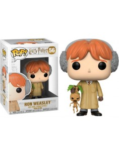 Funko Pop Ron Weasley Herbology