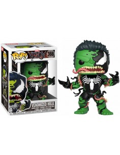 Funko Pop Venomized Hulk Marvel