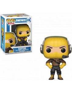Funko Pop Raptor Fortnite