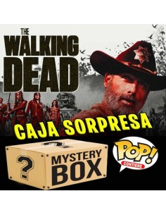Caja Sorpresa The Walking Dead