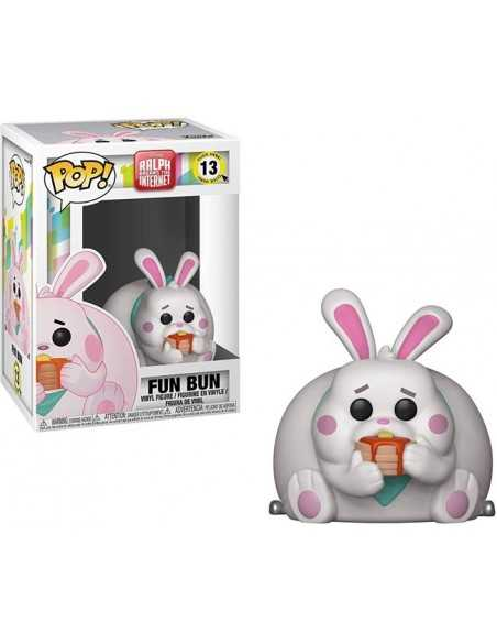 Funko Pop! Fun Bun Rompe Ralph