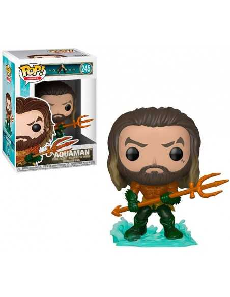 Funko Pop! Acuaman Arthur Curry Hero Suit