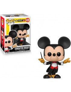 Funko Pop Mickey Director Orquesta 90 years