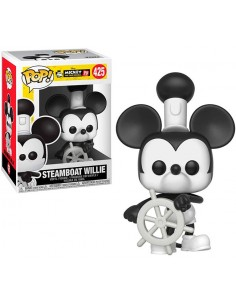 Funko Pop Mickey Mouse Steamboat