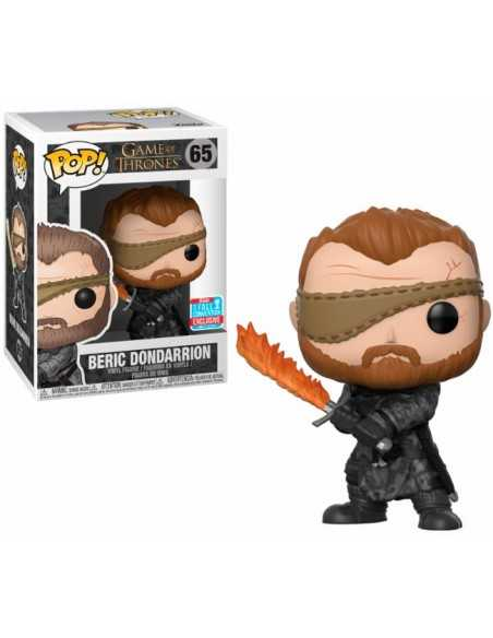 Funko Pop Beric Dondarrion Fall Convention 2018
