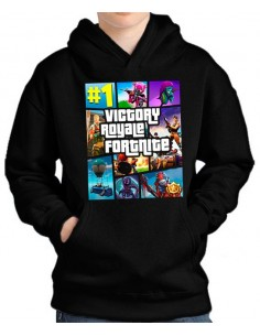 Sudadera Fortnite GTA