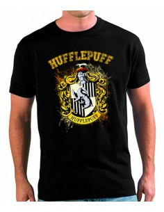 Camiseta Hufflepuff Harry Potter