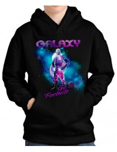 Sudadera Fortnite Galaxy
