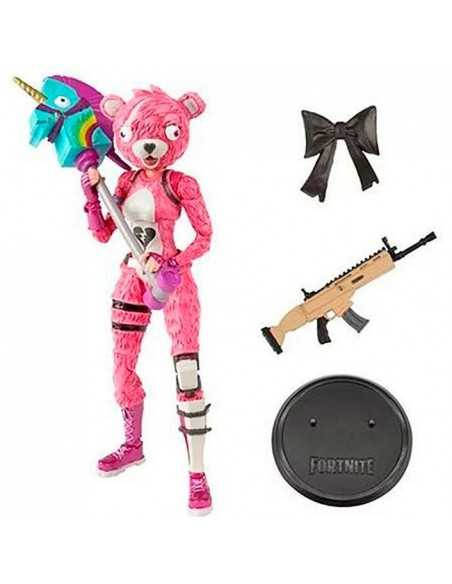 Figura Artículada Cuddle Team Leader Fortnite