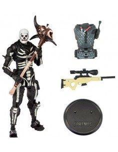 Figura Artículada Skull Trooper Fortnite