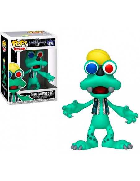 Funko Pop Goofy Monster Kingdom Hearts 3