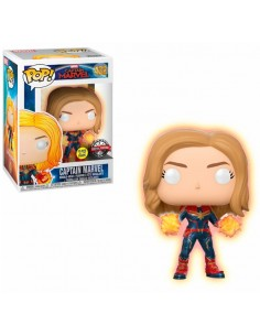 Funko Pop! Captain Marvel Exclusive