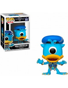 Funko Pop Donald Monster Kingdom Hearts 3