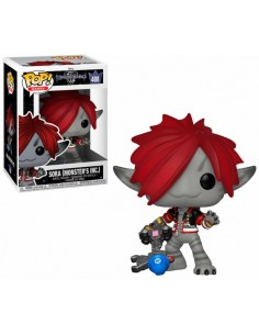 Funko Pop Kingdom Hearts 3 Sora Monsters