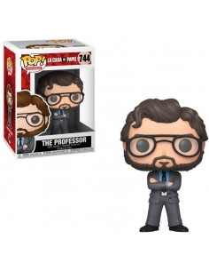 Funko Pop The Professor La Casa de Papel