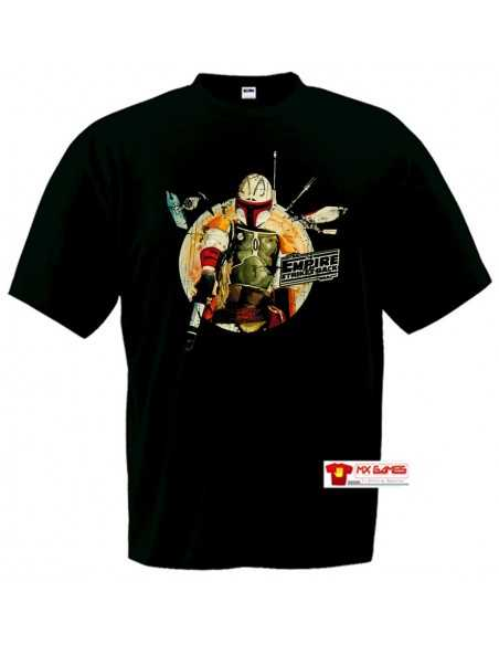 Camiseta Star Wars (cazarecompensas)