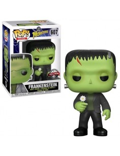 Funko Pop Frankenstein Exclusive