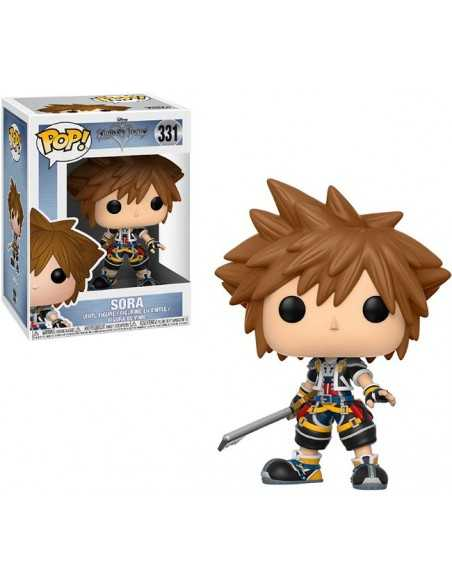 Funko Pop Kingdom Hearts Sora clásico