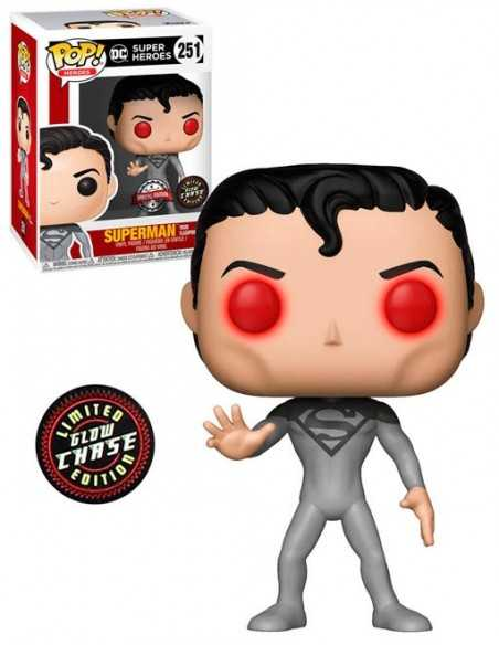 Funko Pop Superman Flashpoint CHASE