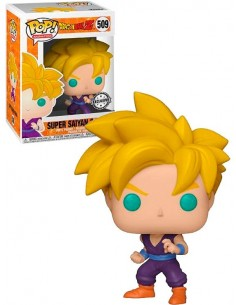 Funko Pop Son Gohan Super Saiyan Exclusive
